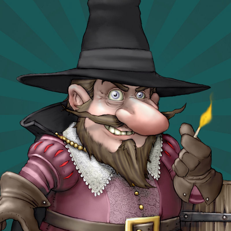 Guy Fawkes Gnome