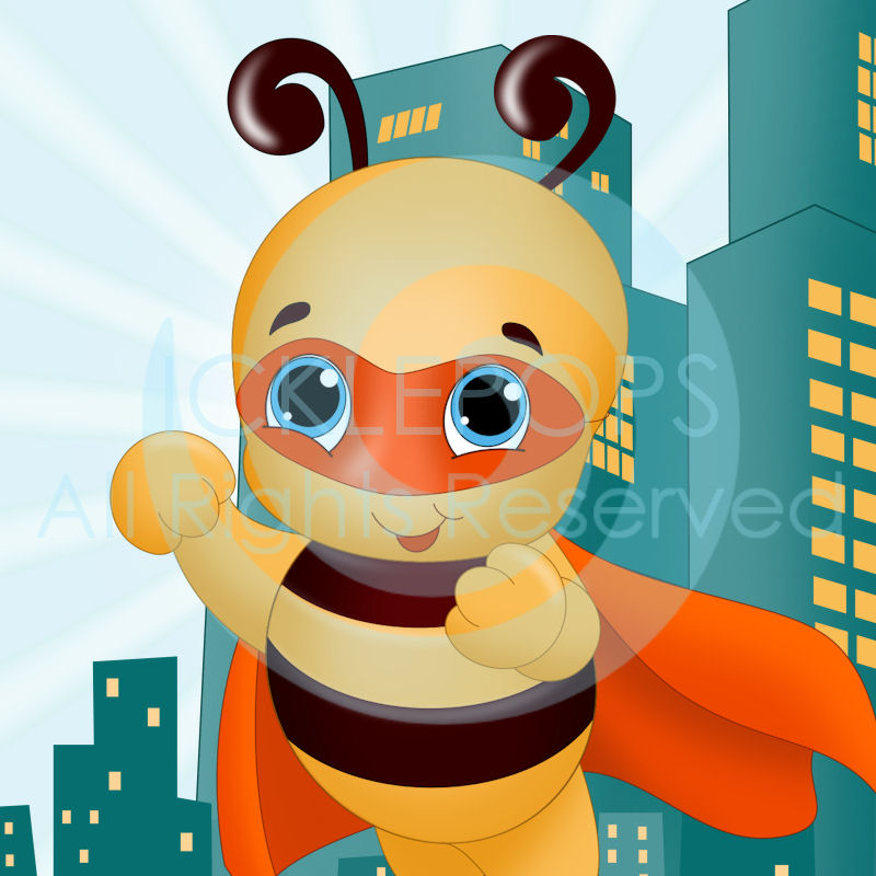 Bee the Superhero
