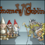 Gnomes V Goblins Activity Pack