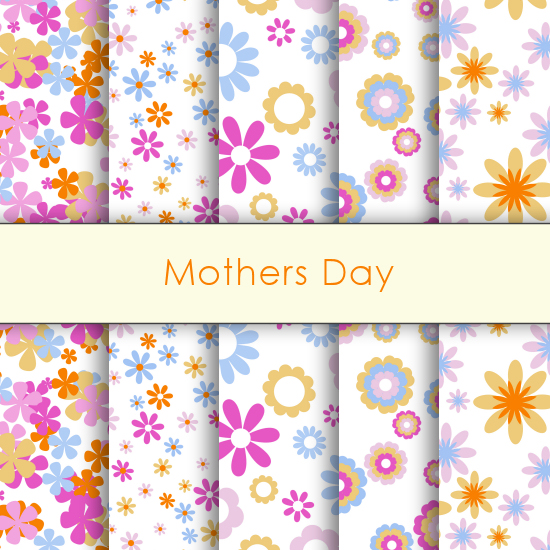Mothers Day Deco Papers