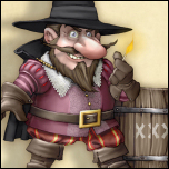 Guy Fawkes Gnome CC
